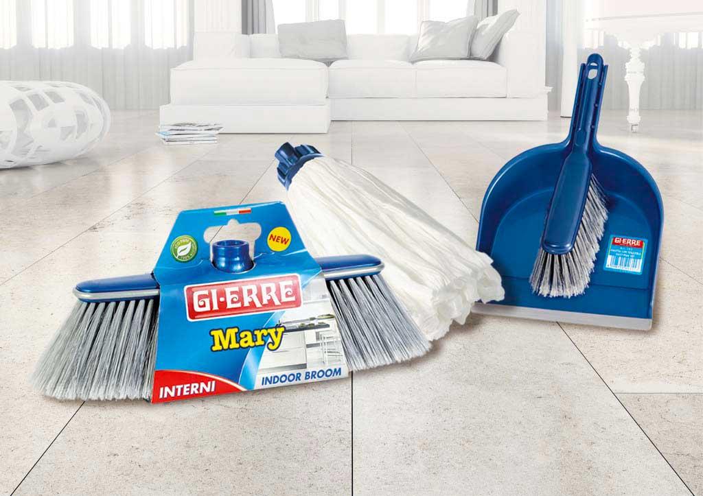 Articoli pulizie, prodotti professionali per la pulizia di casa